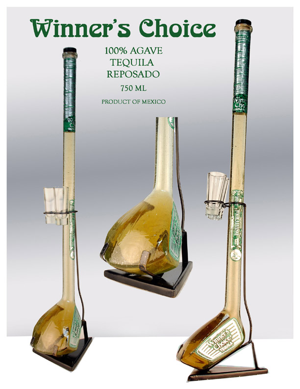 Winners' Choice Golf Club Tequila